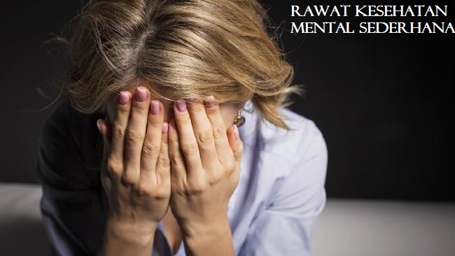 Rawat Kesehatan Mental Sederhana